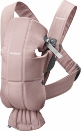 Babybjorn Baby Carrier Mini Old Rose Cotton