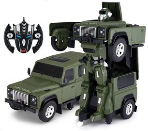 Rastar R/C Land Rover Defender Transformable Car 76420 Green