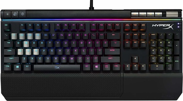 Kingston HyperX Alloy Elite RGB Mechnical Gaming Keyboard Red