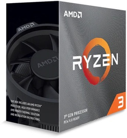 AMD Ryzen 3 3100 3.6GHz 16MB BOX