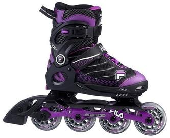 Rulluisud Fila Wizy Alu Girl Black/Purple, 35-38