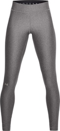 Under Armour HeatGear Womens Leggings 1309631-019 Grey M