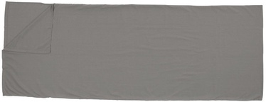 Magamiskott Easy Camp Travel Sheet Rectangle Grey, 200 cm