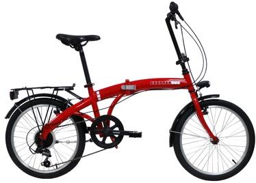 """Jalgratas Bottari Compact One Red, 20"""""""
