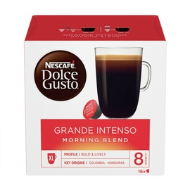 Kohvikapslid Nescafe Dolce Gusto Grande Intenso Morning Blend, 16 tk.