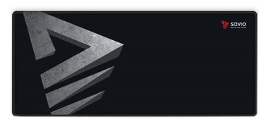 Savio Turbo Dynamic L Gaming Mouse Pad Black/Grey