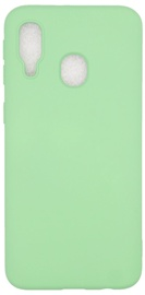 Evelatus Soft Touch Back Case For Samsung Galaxy A40 Mint