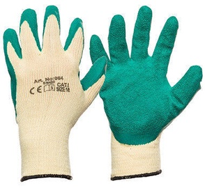 DD Knitted Gloves With Latex Wrist Cover 10