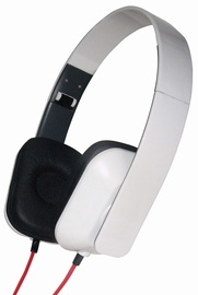 "Gembird Folding stereo headphones ""Rome"" White"