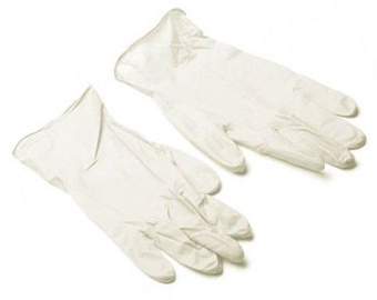 Henan Medical Latex Gloves M/L 100pcs