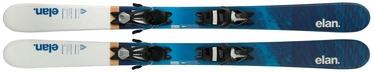 Elan Skis Alpine Pinball LS EL 10.0 Blue/White 155cm