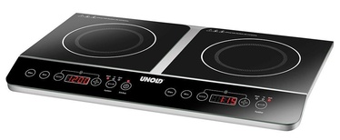 Unold Induction Cooker Doppel Elegance 58175 Black