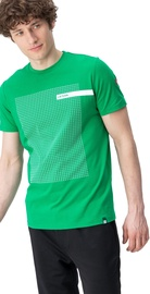 Audimas Cotton Tee With Print Jolly Green XXL