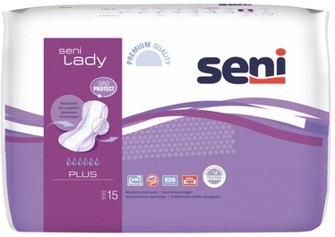 Seni Lady Plus Bladder Control Pads 15pcs