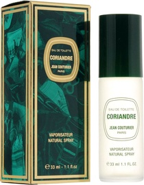 Jean Couturier Coriandre 33ml EDT