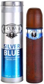 Cuba Silver Blue 100ml EDT