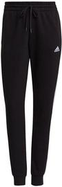 Adidas Essentials Fleece 3-Stripes Pants GM5551 Black XS
