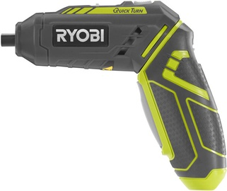 Ryobi R4SDP-L13C Cordless Screwdriver with Rotatable Handle