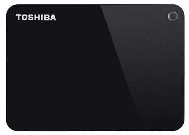 "Toshiba Canvio Advance 2.5"" 1TB USB 3.0 Black"