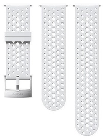 Suunto Athletic1 Silicone Strap White S/M
