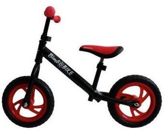 Tasakaaluratas Bimbo Bike Runner Red Black