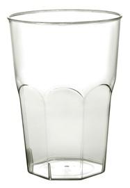 SN Transparent Plastic Glass 6pcs