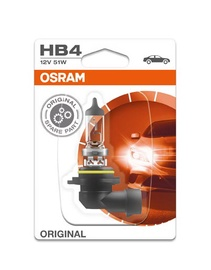 Osram HB4 51W 12V P22D 9006-01B