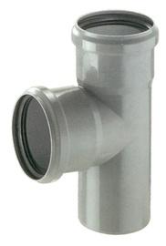 Тройное соединение 110/110 мм 90°