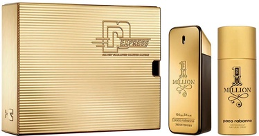 Paco Rabanne 1 Million 100ml EDT + 150ml Deodorant Spray 2019