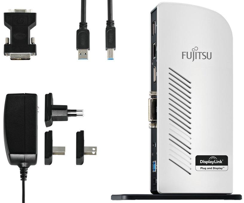 Fujitsu USB 3.0 Port Replicator S26391-F6007-L400