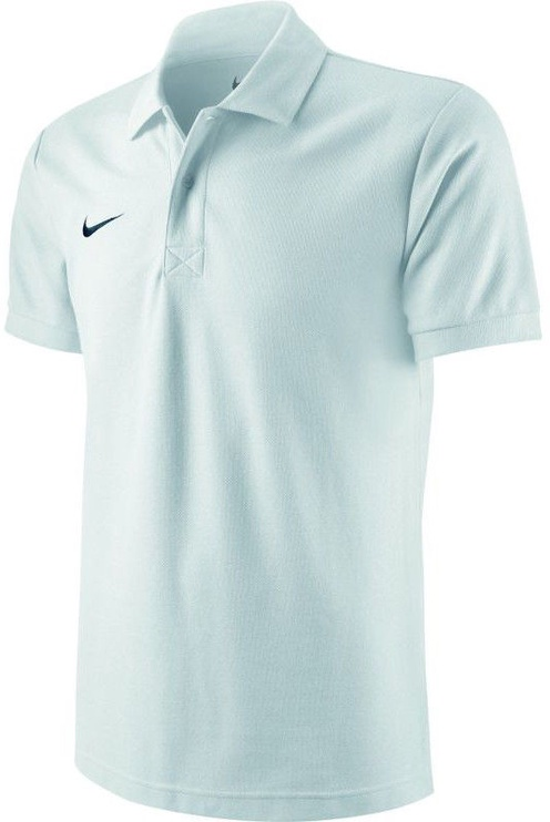 Nike TS Core Polo 454800 100 White XL