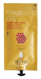 Iroha Nature Nourishing Facial Creamy Mask Magic Day 25ml Honey