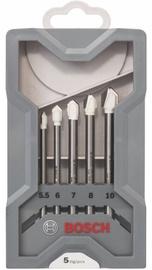 Bosch CYL-9 Ceramic Tile Drill Bit Set 5pcs