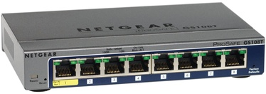 Võrgujaotur Netgear ProSafe GS108T
