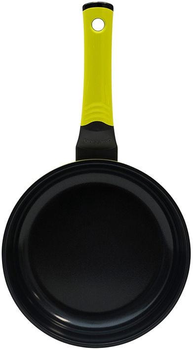 Oursson PF2022C/GA Palette Anionic 20cm Fry Pan Ceramic Green Apple T-MLX20037