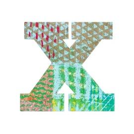Djeco Peacock X Letter