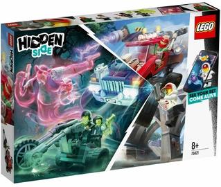 Konstruktor LEGO®Hidden Side 70421 El Fuego trikimaastur