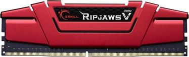 G.SKILL RipJawsV Series Red 16GB 3000MHz CL15 DDR4 F4-3000C15S-16GVR