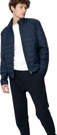 Audimas Mens Short Jacket With Thermore Insulation Navy Blue M