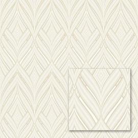 Sintra 342626 Lorraine Non-Woven Wallpaper Brown/Gold