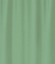 Spirella Primo Shower Curtain 180x200cm Green