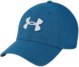 Under Armour Cap Heathered Blitzing 3.0 1305037-487 Blue M/L