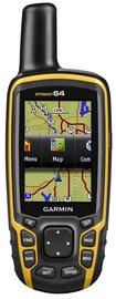 Garmin GPSmap 64 Worldwide Black/Yellow