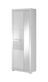 Riidekapp WIPMEB Polaris Typ 01 White, 72x37x201 cm
