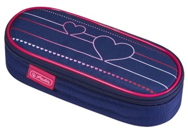 Herlitz Pencil Pouch Oval Heartbeat