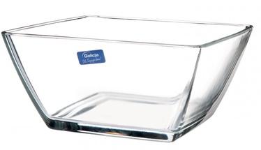 Galicja Square Bowl Glass 19cm