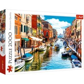 Pusle Trefl The Island of Murano Venice 27110, 2000 tk