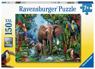 Ravensburger XXL Puzzle Safari Animals 150pcs