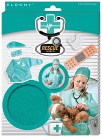 Игровой медицинский набор SES Creative Rescue World Surgeon Cloth 09207