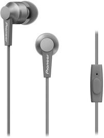 Pioneer SE-C3T In-Ear Earphones Grey